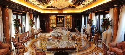 La villa di Yanukovich