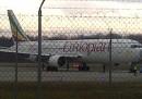 Il volo dirottato dell'Ethiopian Airlines