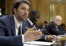 Le foto di Ben Affleck al Congresso