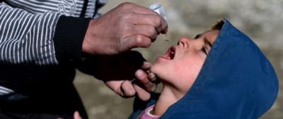 La poliomielite in Afghanistan