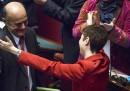 Il ritorno di Bersani alla Camera