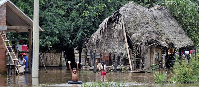 Le piogge torrenziali in Bolivia - Il Post