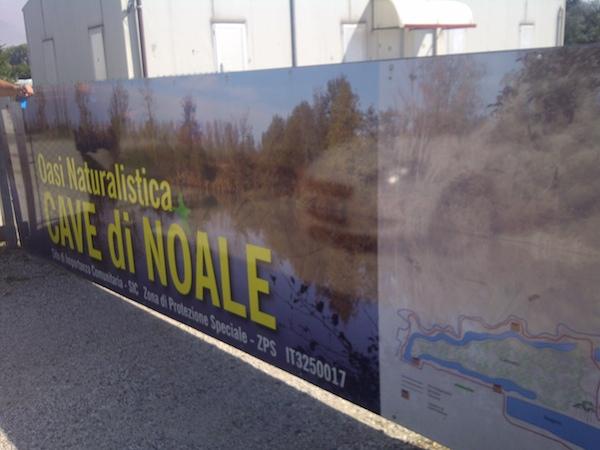 La cava di Noale