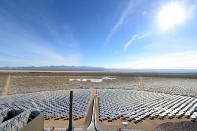 Centrale elettrica solare di Ivanpah