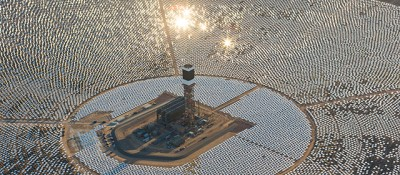 La più grande centrale solare del mondo