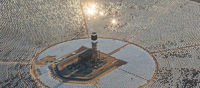 La più grande centrale solare del mondo - Il Post