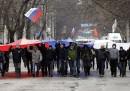 Cosa succede in Crimea