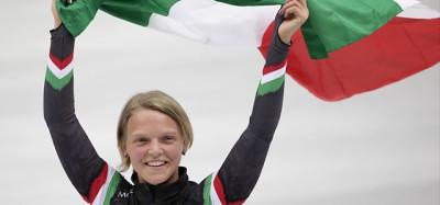 Arianna Fontana ha vinto l'argento