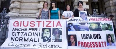 L'azione disciplinare sul caso Giuseppe Uva