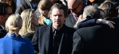 I funerali di Philip Seymour Hoffman