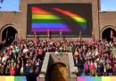 2000 svedesi cantano l'inno russo contro l'omofobia