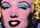 La mostra di Andy Warhol a Milano