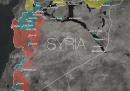 In Siria va sempre peggio