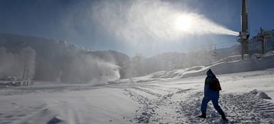 Quelli che fanno la neve a Sochi