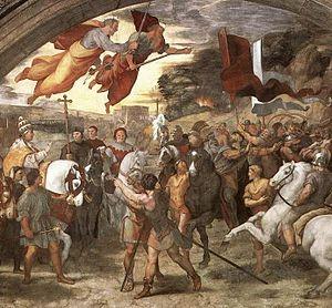I Super Pietro e Paolo secondo Raffaello.