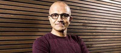 Satya Nadella è il nuovo CEO di Microsoft
