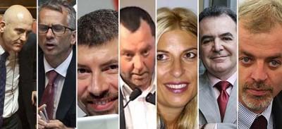 I sottosegretari del governo Renzi
