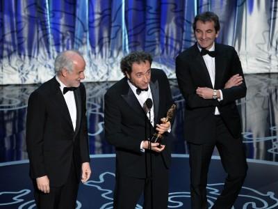 "Oscar per ""La grande bellezza"""