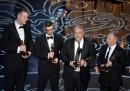 Vincitori Oscar 2014 - Miglior montaggio sonoro