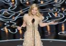 Vincitori Oscar 2014 - Miglior attrice
