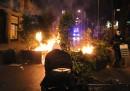 Le manifestazioni contro l'austerity in Spagna