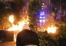 Le manifestazioni contro il governo in Spagna