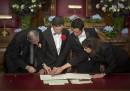 Matrimonio gay UK