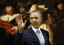 Obama al Rijksmuseum