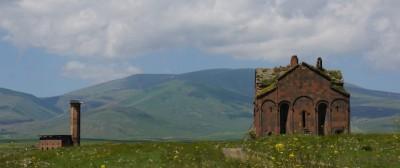 Una città abbandonata in Turchia