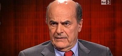 Bersani sulle riforme e il «grande nominatore»