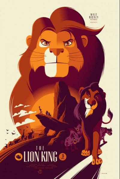 Mondo Disney poster