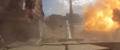 I pazzeschi video in HD dalla Siria