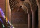 Le foto di una moschea speciale in Iran