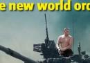 La copertina dell'Economist su Putin