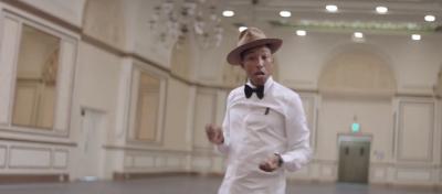 """""""Happy"""" di Pharrell Williams, in minore"""