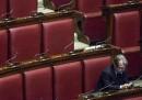 Il voto sulla legge elettorale in diretta