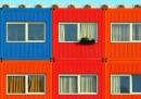 Abitare in un container