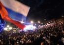 In Crimea hanno stravinto i Sì