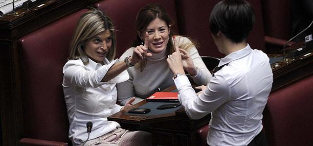 Le foto di luned alla camera il post for Camera dei deputati composizione