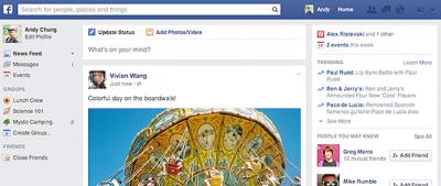 Facebook ha rifatto la sezione Notizie