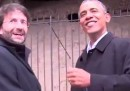 Obama a Franceschini: «There's no better job»