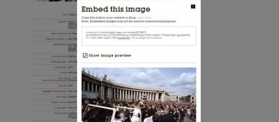 Le foto di Getty Images libere, per tutti