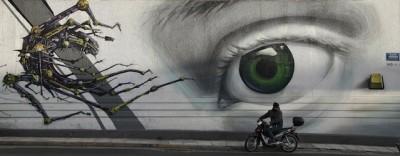 I graffiti di Atene
