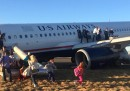 L'incidente all'aeroporto di Philadelphia