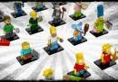 Gli omini LEGO dei Simpson