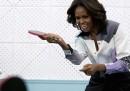 Le foto di Michelle Obama in Cina