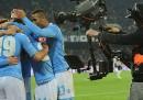 Napoli-Juve in 15 fotografie