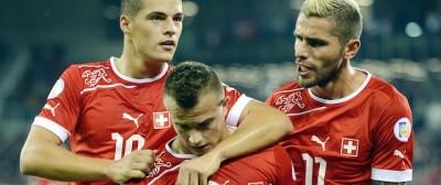 La prima partita di calcio del Kosovo