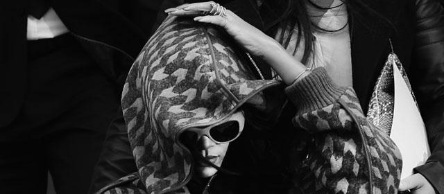 La moda a parigi in bianco e nero il post - Pagine a colori in bianco e nero ...