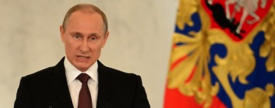 Putin ha chiesto l'annessione della Crimea